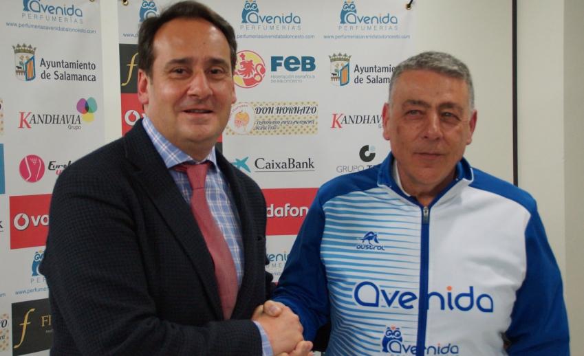 Miguel Ángel Ortega seguirá al frente del equipo